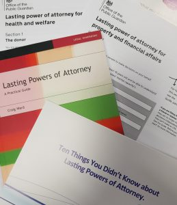 power of attorney stamford