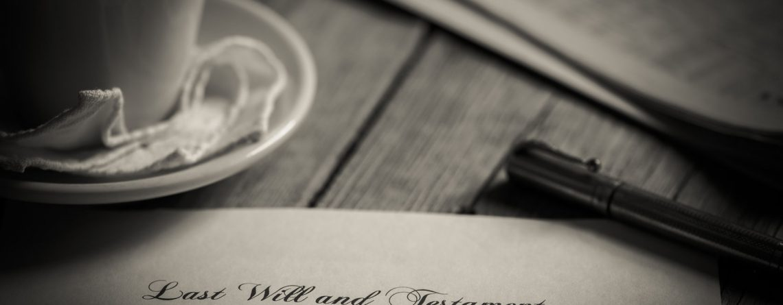 Writing Your Will